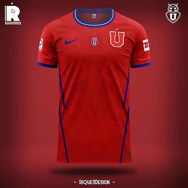 Universidad de Chile / Concepto Nike Alternativo