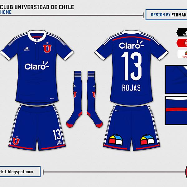 Universidad de Chile Home