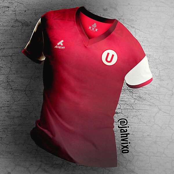 Universitario away jersey by Csport