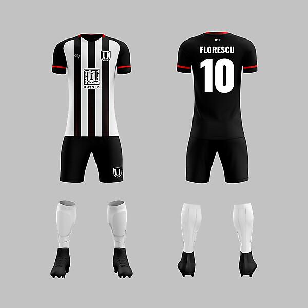 Universitatea Cluj Kit Concept