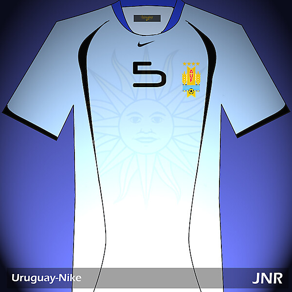 Uruguay-Nike