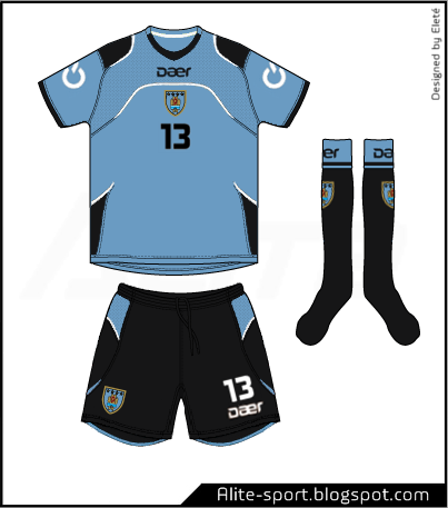 Uruguay Daer Home Kit
