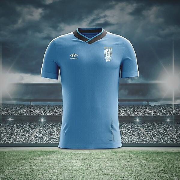 #Uruguay fantasy kit #Umbro