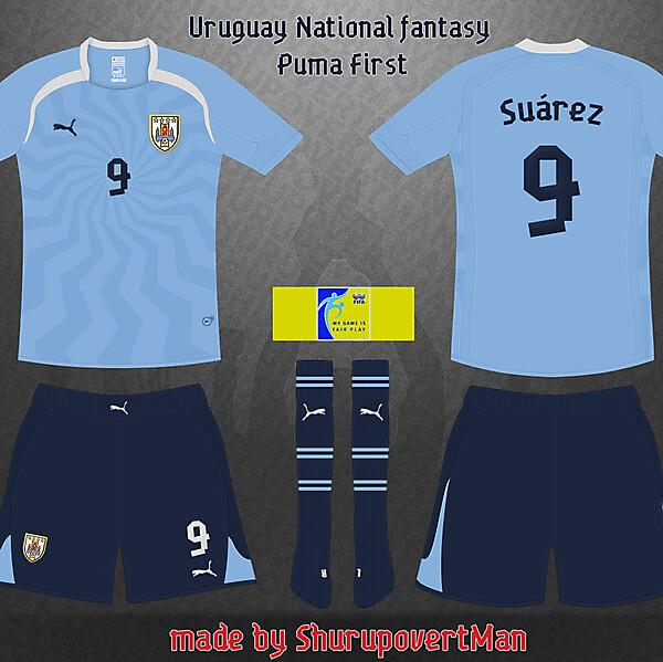 Uruguay Fantasy Puma Home