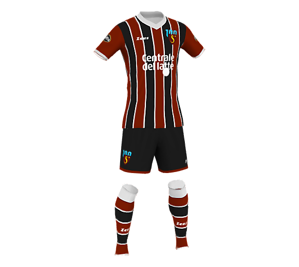 US Salernitana Inspired Sao Paulo 20 - 21