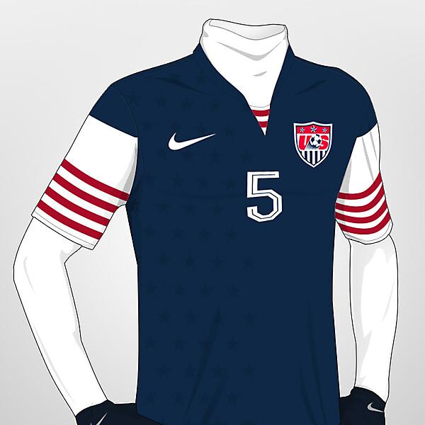 USA - Away