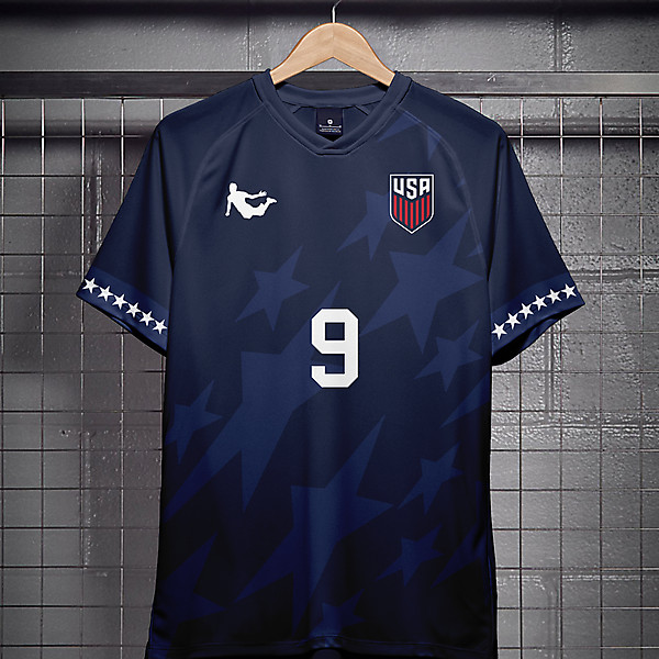 USA - Away Kit