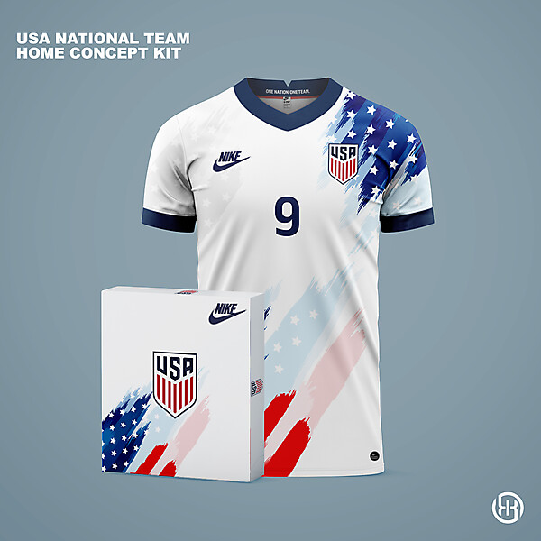 USA | Home kit concept