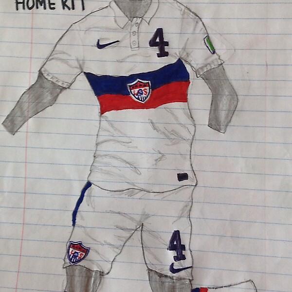 USA Home Kit (Sketch) (Inspired by Irvingperceni's kits)
