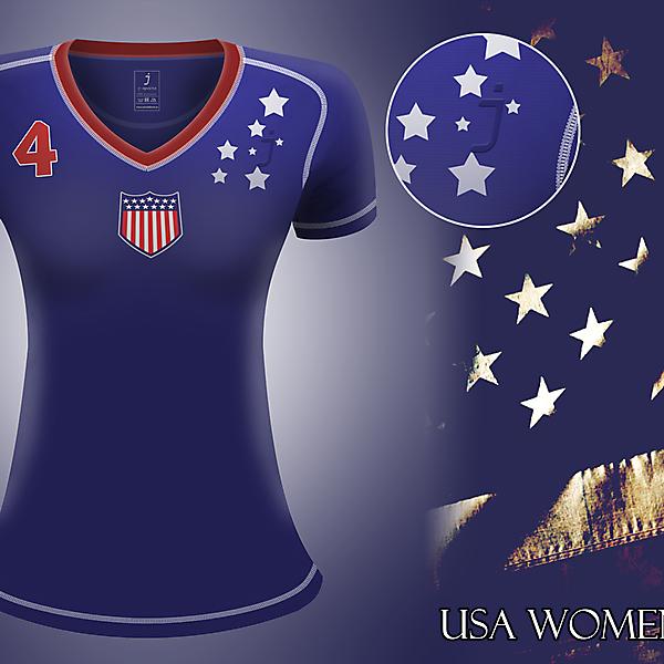 USA women jersey