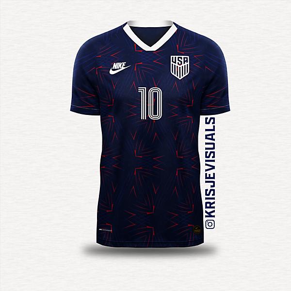 USA x Nike v2