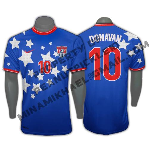 USA MEN\'S NATIONAL TEAM 2010