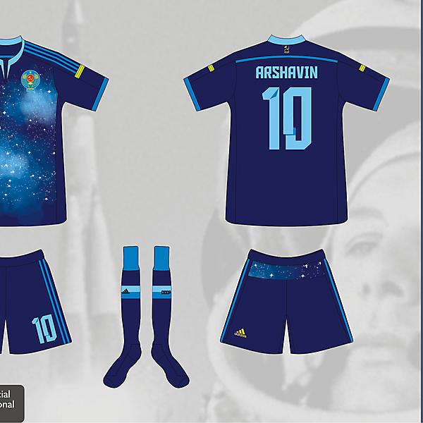 USSR World Cup 2014 Third Kit - Matupeco&LaCasaca