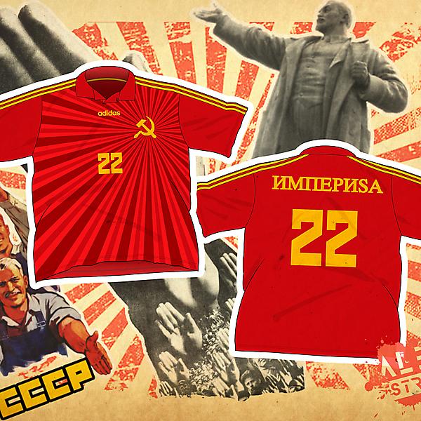 USSR X adidas