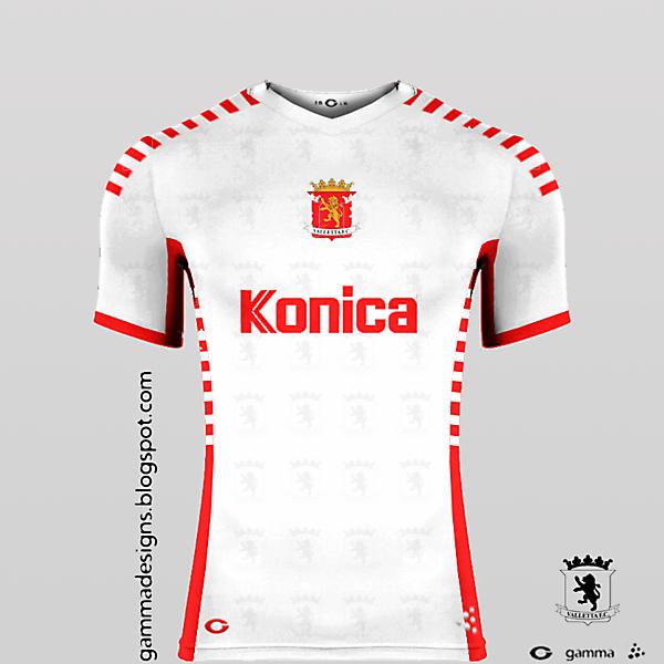 Valletta fc home kit