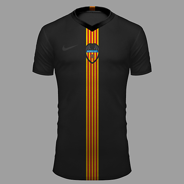Valencia 15-16 AwayThird