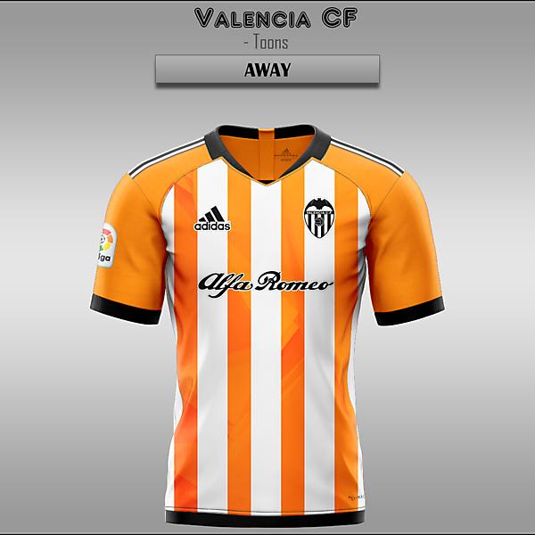Valencia CF - H/A/T