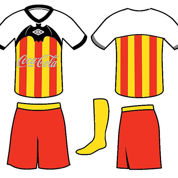 Valencia CF Umbro  Away