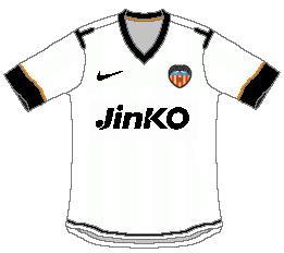 Valencia CF Nike Home