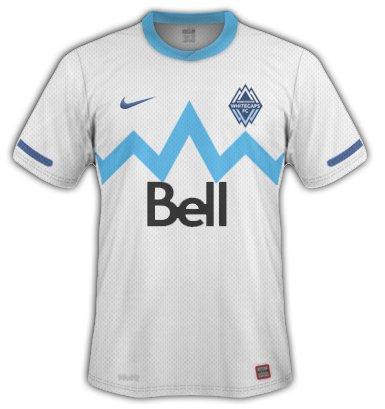 Vancouver Whitecaps - Away