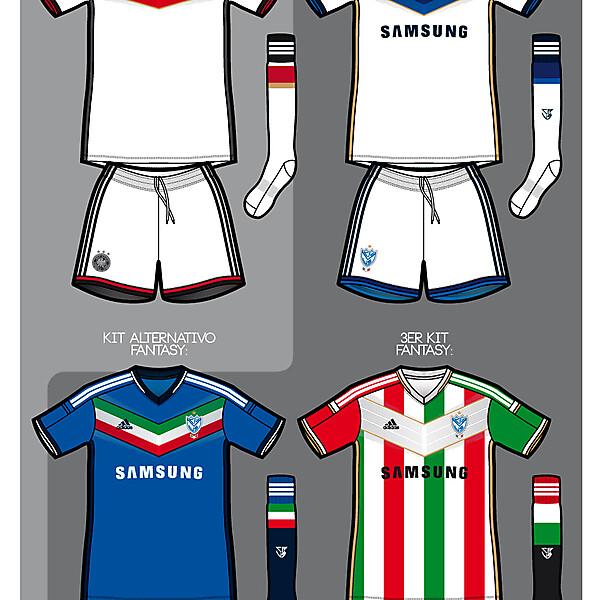Velez Sarsfield x Adidas Germany