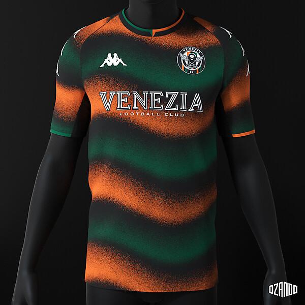 Venezia FC x Kappa :: Home