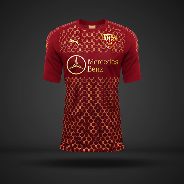 VfB Stuttgart - Away Kit