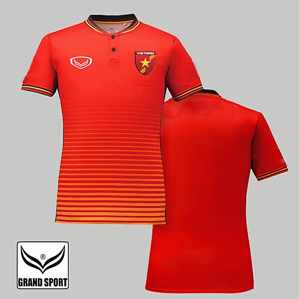 vietnam jersey 2018