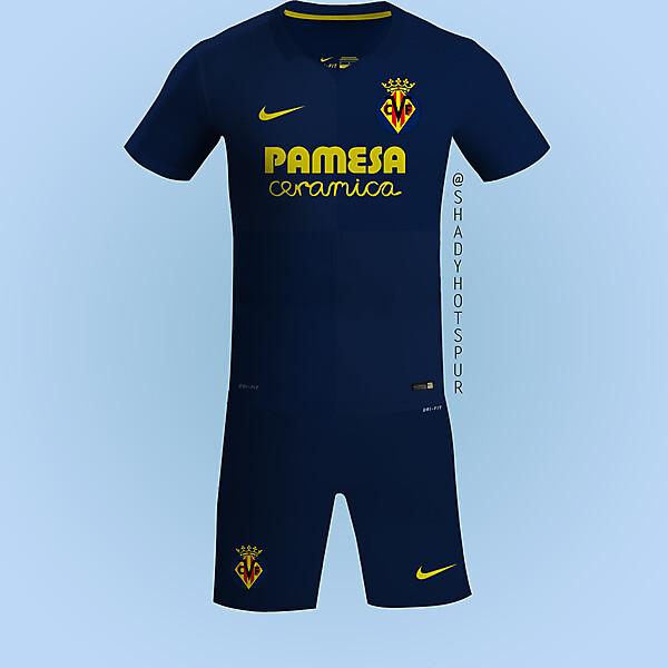 Villarreal - Away Kit