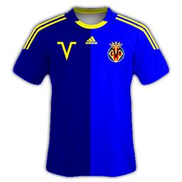 Villarreal Adidas Away