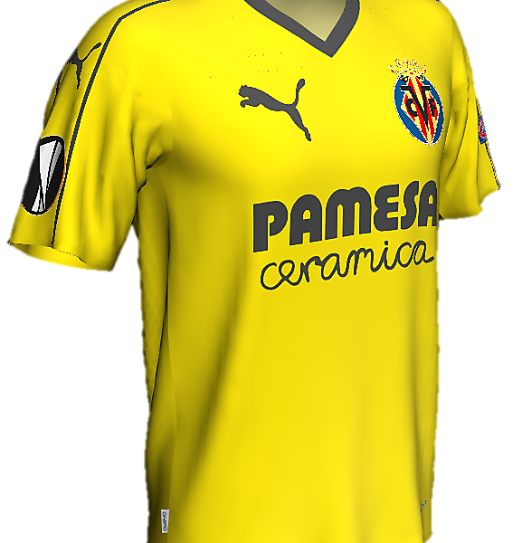 Villarreal CF Europa League