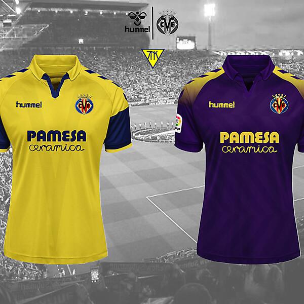 Villarreal x Hummel