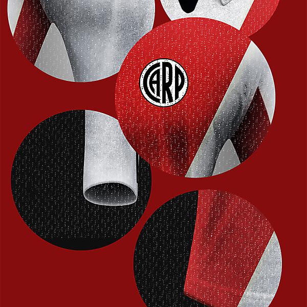 Vintage River Plate T-shirt