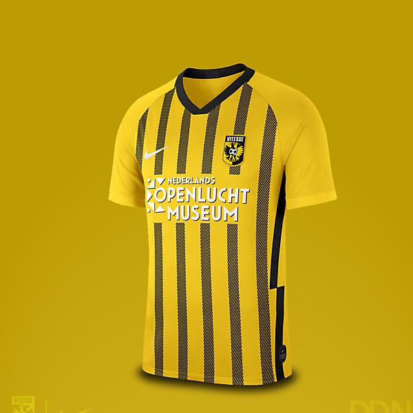 Vitesse Arnhem Nike Fantasy Kit