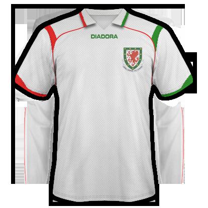 Wales 3rd Kit