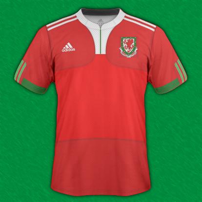 Wales adidas