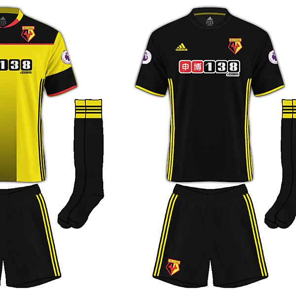 Watford Adidas