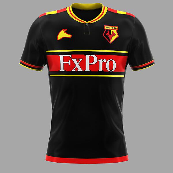 Watford away concept