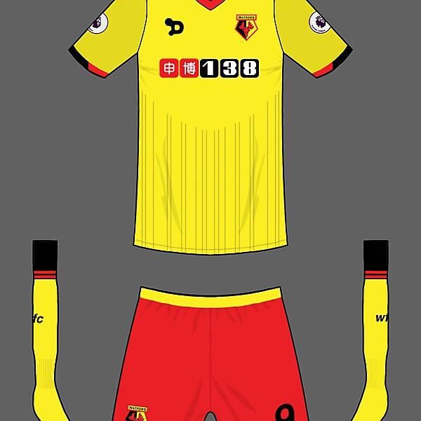 Watford F. C. Home shirt 16/17