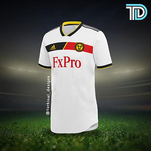 Watford FC Away Kit Concept
