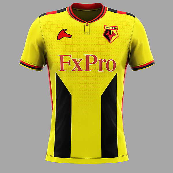 Watford home concept