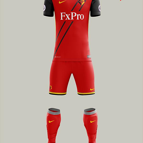 Watford Nike away