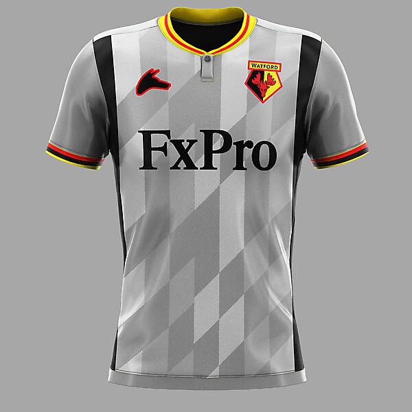 Watford third concept