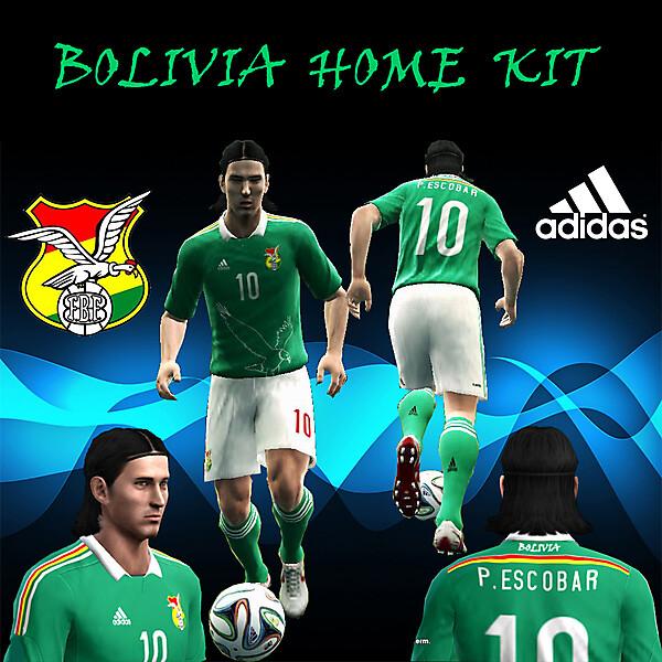 WC Kits - Bolivia Home