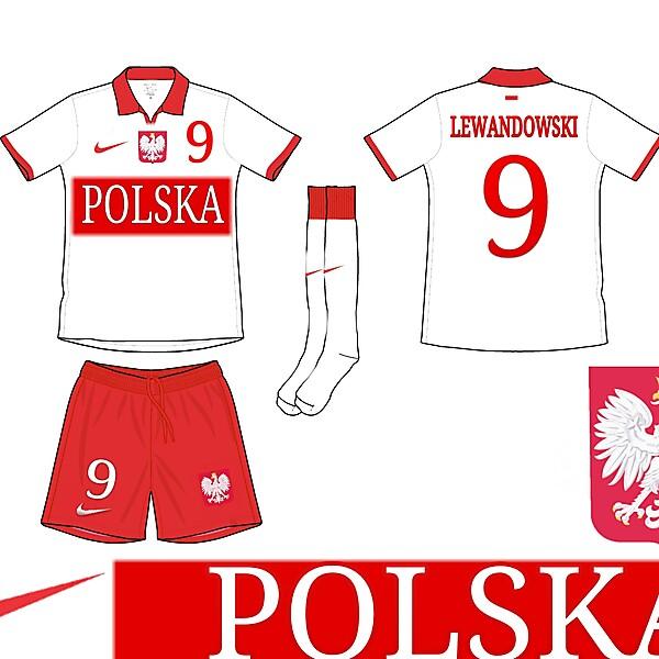 WC Kits - Poland Home Kit
