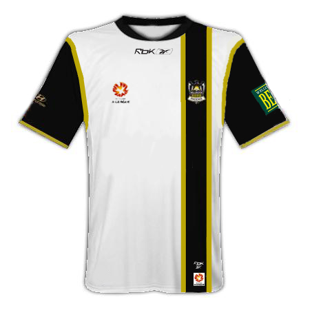 Wellington Phoenix Away 09-10