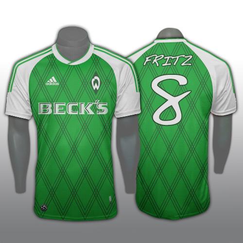 Werder Bremen adidas Home