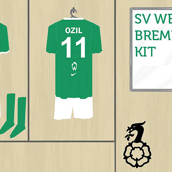 SV Werder Home