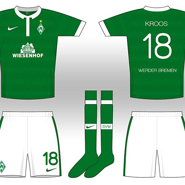 Werder Bremen - Home