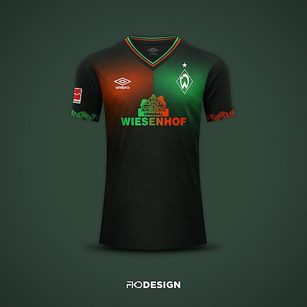 Werder Bremen | Umbro | Third